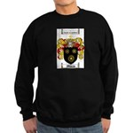 Moran Family Crest Sweatshirt (dark)