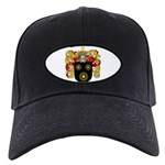 Moran Family Crest Black Cap