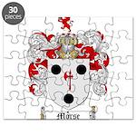 Morse Family Crest Puzzle