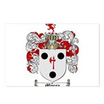 Morse Family Crest Postcards (Package of 8)