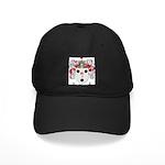 Morse Family Crest Black Cap