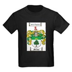 Murphy Family Crest Kids Dark T-Shirt