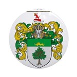 Murphy Family Crest Ornament (Round)