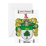 Murphy Family Crest Greeting Cards (Pk of 10)