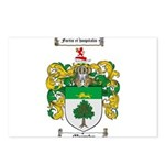 Murphy Family Crest Postcards (Package of 8)