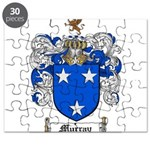 Murray Family Crest Puzzle