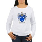 Murray Family Crest Women's Long Sleeve T-Shirt