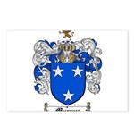 Murray Family Crest Postcards (Package of 8)