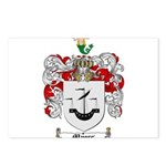 Myers Family Crest Postcards (Package of 8)
