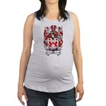 Neal Family Crest Maternity Tank Top