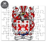 Neal Family Crest Puzzle