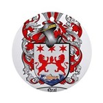 Neal Family Crest Ornament (Round)