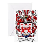 Neal Family Crest Greeting Cards (Pk of 10)