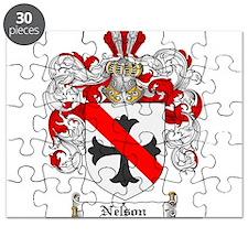 Nelson Family Crest Puzzle
