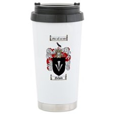 Nichols Family Crest Travel Mug