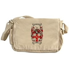 Nolan Family Crest Messenger Bag