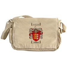 O'Brien Family Crest Messenger Bag