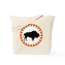 Houston Buffaloes Tote Bag