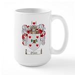 Olson Family Crest Large Mug