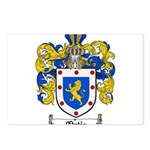 Ortiz Family Crest Postcards (Package of 8)