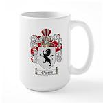 Owens Family Crest Large Mug