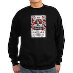 Palmer Family Crest Sweatshirt (dark)