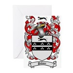 Palmer Family Crest Greeting Cards (Pk of 10)