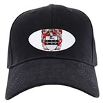 Palmer Family Crest Black Cap