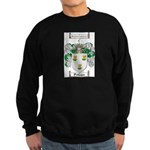 Patterson Family Crest Sweatshirt (dark)