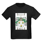 Patterson Family Crest Kids Dark T-Shirt