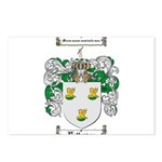 Patterson Family Crest Postcards (Package of 8)