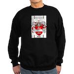 Payne Family Crest Sweatshirt (dark)