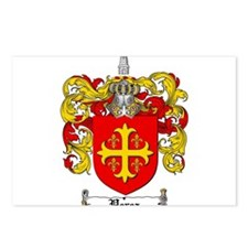 Perez Family Crest Postcards (Package of 8)