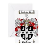 Peterson Family Crest Greeting Card