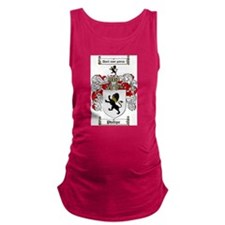 Phillips Family Crest Maternity Tank Top