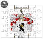 Phillips Family Crest Puzzle