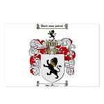 Phillips Family Crest Postcards (Package of 8)