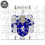 Poole Family Crest Puzzle