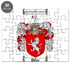 Price Coat of Arms Puzzle