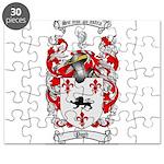 Pugh Coat of Arms Puzzle