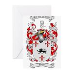 Pugh Coat of Arms Greeting Card