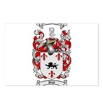 Pugh Coat of Arms Postcards (Package of 8)