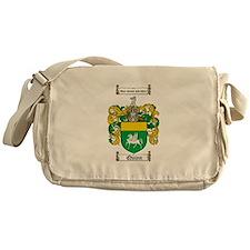 Quinn Family Crest Messenger Bag