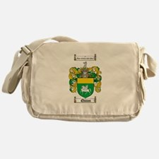 Quinn Family Crest Messenger Bag