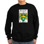 Quinn Family Crest Sweatshirt (dark)
