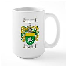 Quinn Family Crest Mug