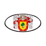 Ramirez Family Crest Patches