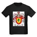 Ramirez Family Crest Kids Dark T-Shirt