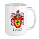 Ramirez Family Crest Large Mug