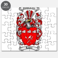 Rankin Family Crest Puzzle